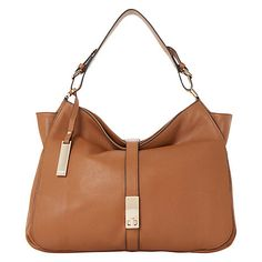 7c39c86e8f Dune Donnelly Leather Hobo Bag