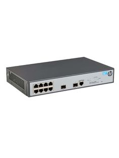 HP 1920-8G Switch $234.00 Security Advanced access control lists (ACLs), IEEE 802.1X and RADIUS network logins, Secure Socket Layer (SSL), Port Isolation, Port Security, ARP attack protection, Automatic VLAN assignment, STP BPDU port protection, STP root guard, Automatic denial-of-service protection & Management password VLAN 4,094 simultaneous VLAN IDs Manageable Yes Layer 2 switching Spanning Tree Protocol (STP), BPDU filtering, Jumbo frame support & VLAN support and tagging Layer 3…