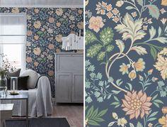 Blog Papiers Peints de Marques, inspiration décoration murale - Au fil des Couleurs - Beautiful Traditions, au coeur de la campagne suédoise