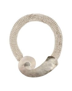 I found this great ALBA ROSA MANCINI Necklace for $582 on yoox.com. Click on the image above to get a code for Free Standard Shipping on your next order. #yoox