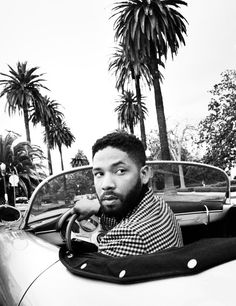 Empire's Jussie Smollett Talks About Coming Out-Wmag