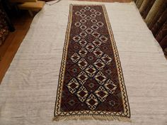 Check out this item in my Etsy shop https://www.etsy.com/listing/507074020/free-shippingblue-rug-handwoven-kilim