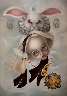 Erica Calardo | Alice on Wonderland