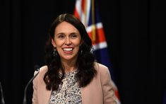 New Zealand's Prime Minister Jacinda Ardern and her longtime partner Clarke Gayford have gotten engaged. Female World Leaders, Brave, Feel Good News, Good News Stories, Minimum Wage, Getting Engaged, Models, Prime Minister, New Zealand