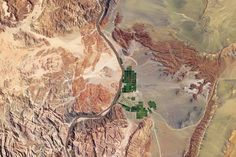 Supersmart satellites reveal crops and fields like never before Tech start-ups are putting cameras in orbit to monitor everything from flood damage to crop yield with greater frequency and detail than ever before.