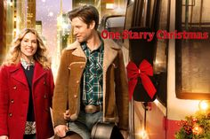 Christmas Keepsake Week - One Starry Christmas (Tuesday, July 7th) starring Sarah Carter & Damon Runyan | Hallmark Channel