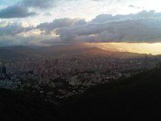 #Venezuela #Caracas #Atardecer