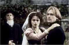 Twelfth Night, 1996 -- Helena Bonham-Carter and Steven Mackintosh as Olivia and Sebastian