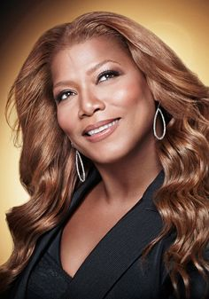 We just love Queen Latifah!