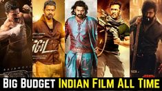 20 Big Budget Indian Movies List of All Time With Box Office Collection | Bollywood, Tamil, Telugu