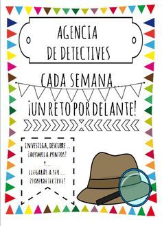 Primary Classroom Displays, Spanish Classroom, Classroom Ideas, English Websites, Detective, Jesus Crafts, Go Math, Genius Hour, Teacher Inspiration