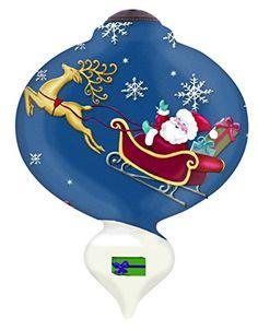 Ne'Qwa To All a Good Night Ornament