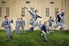 Groomsmen shot, love it!!   BAUMAN PHOTOGRAPHERS  