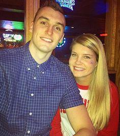 Meet beautiful blonde Bailey Scheich, the girlfriend of Wisconsin Badgers player Sam Dekker! Don't miss her photos below!