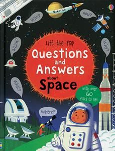 Lift-the-Flap Questions and Answers About Space - an interactive look at common questions and answers about space. This book answers who,what, why, where and how questions about space. Des Questions, Yes Or No Questions, Cuento Pop Up, Layers Of Atmosphere, Lien Internet, Space Books, Autistic Children, Young Children, Children Talking