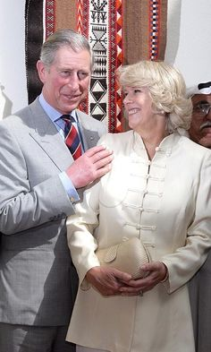 In Photos: Prince Charles and Camilla celebrate their 9th wedding anniversary - HELLO! Canada