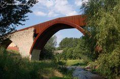 El Pont Trencat. Autor: Anònim. Lloc: Sta. Maria de Palautordera