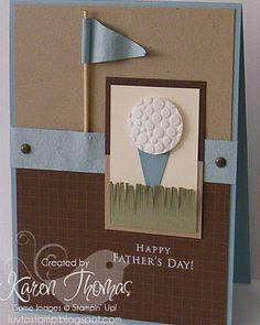 Golf Card.....idea for bday for Kirby