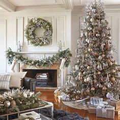 Mixed Metals 60-pc. Ornament Collection - Frontgate