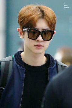 [170403] Incheon Airport  #CHANYEOL #EXO
