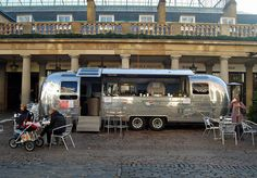 Air-stream cafe. by maggie jones., via Flickr
