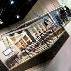 Edmontonhomeandgardenshow Was A Blast With Two Homes To Show Off Expert