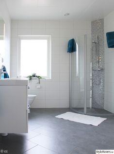 mosaik,pelare,dusch,vitt,grått