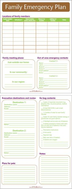 Household Emergency Supplies Worksheet - Free Printable Worksheet - Free Liquor Inventory Spreadsheet