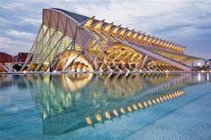 Beautifull museum in Spain
