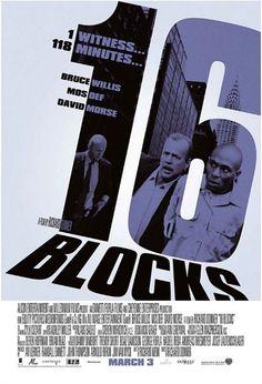 16 Blocs (2006) - Richard Donner •