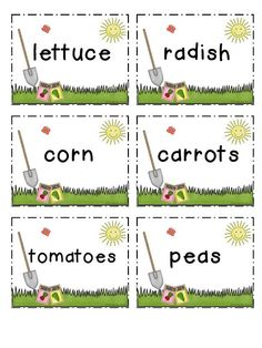 photograph relating to Printable Plant Labels named 17 Excellent Do it yourself Plant Tags Markers photos inside 2013 Backyard