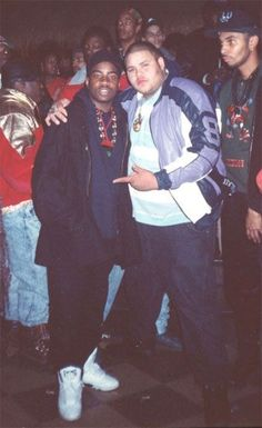 Lord Finesse & Fat Joe. #ditc