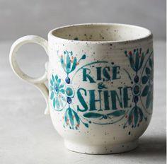 Sweet pretty mug