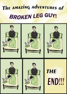 """""""Break a leg!"""""""
