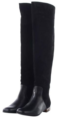 2a471a24c9e Gucci Lifford Suede Black Boots. Get the must-have boots of this season!  Tradesy