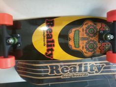 Reality longboards