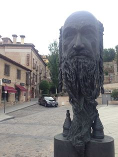 Samuel Leví, close to The Transito Synagogue - #Toledo #Spain - www.driveme.tours