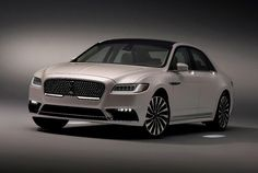 Lincoln Continental is one of the hottest new cars for 2017.