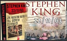 Romanın ismi, bir tarih. 22 Kasım 1963. Dünya tarihini değiştiren anlardan birisi. Amerika eski Başkanlarından John F. Kennedy'nin Dallas'ta suikasta kurban gittiği günün tarihi. Stephen King bu sefer korku yazmıyor. Tarihi yeni bir gözle yazıyor.