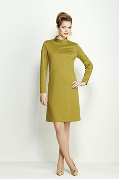 Simplicity New Look #sewing #pattern 1012 - Misses' and Miss Plus 1960's Vintage Dress #sixties