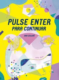 Press Enter to Continue by Ana Galvan Comics