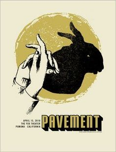 Image result for pavement band poster