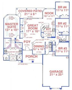 AmazingPlans.com House Plan #H1933A - Colonial, Contemporary, Luxury, Traditional, Victorian