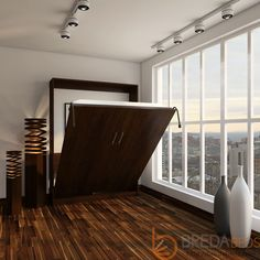 We are getting this for our spare room -Urban Murphy Bed - cannot wait to clear that room out to make it our workout room!