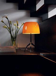 Lumiere 05 Grande Bianco, Foscarini. Design by Rodolfo Dordoni.