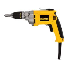 FREE SHIPPING — DEWALT Heavy-Duty VSR Drywall / Framing Screwdriver — 6.5 Amps, Model# DW276 | Power Screwdrivers| Northern Tool + Equipment