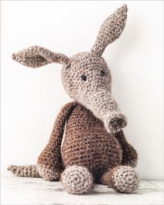 Edwards Menagerie from KnitPicks.com Knitting by Kerry Lord