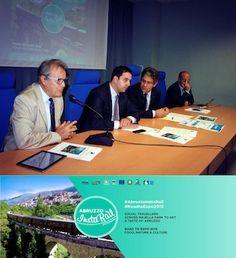 """""""Abruzzo Instarail – Road to Expo 2015"""": un viaggio social verso Expo 2015"""