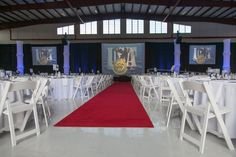 A venue perfect for large corporate awards programs!