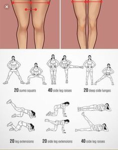 Top 10 Proven Exercises To Lose Inner Thigh Fat Fast Just In A Week Try these 10 ultimate upper thigh workouts and watch the fat burned off fast. These … Top 10 Proven Exercises To Lose Inner Thigh Fat Fast Just In A Week. Summer Body Workouts, Gym Workout Tips, Fitness Workout For Women, At Home Workout Plan, Fitness Workouts, Body Fitness, Workout Challenge, Easy Workouts, Workout Videos